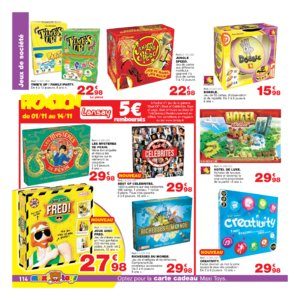 Catalogue Maxi Toys Noël 2017 page 114