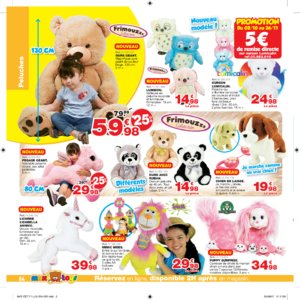 Catalogue Maxi Toys Luxembourg Noël 2017 page 4