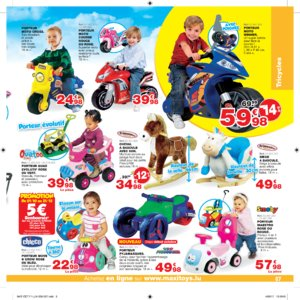 Catalogue Maxi Toys Luxembourg Noël 2017 page 7