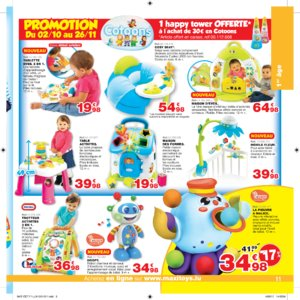 Catalogue Maxi Toys Luxembourg Noël 2017 page 11