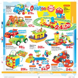 Catalogue Maxi Toys Luxembourg Noël 2017 page 13