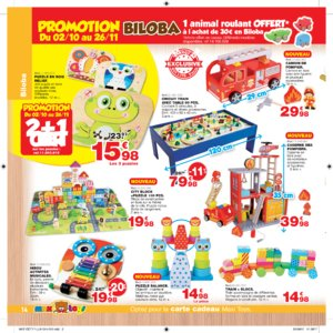 Catalogue Maxi Toys Luxembourg Noël 2017 page 14