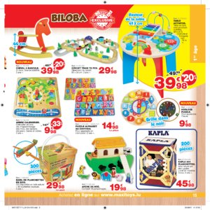 Catalogue Maxi Toys Luxembourg Noël 2017 page 15