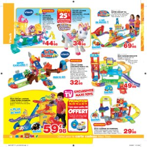 Catalogue Maxi Toys Luxembourg Noël 2017 page 18