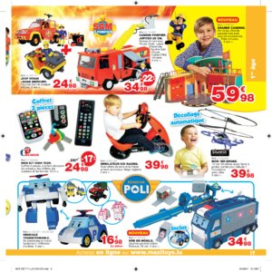 Catalogue Maxi Toys Luxembourg Noël 2017 page 19