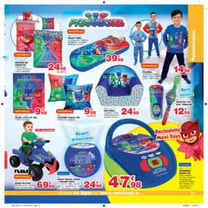 Catalogue Maxi Toys Luxembourg Noël 2017 page 21