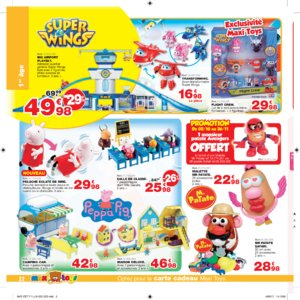 Catalogue Maxi Toys Luxembourg Noël 2017 page 22