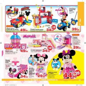 Catalogue Maxi Toys Luxembourg Noël 2017 page 23