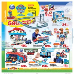 Catalogue Maxi Toys Luxembourg Noël 2017 page 24