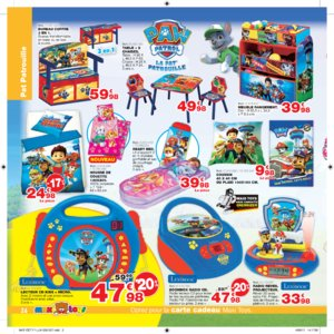 Catalogue Maxi Toys Luxembourg Noël 2017 page 26