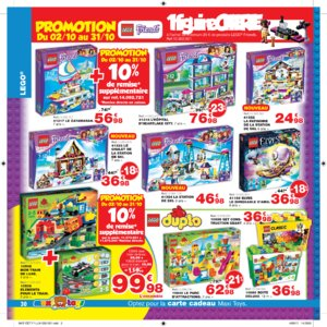 Catalogue Maxi Toys Luxembourg Noël 2017 page 30