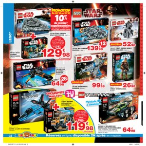 Catalogue Maxi Toys Luxembourg Noël 2017 page 32