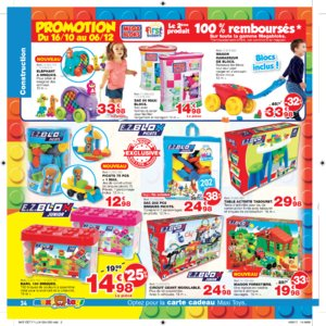 Catalogue Maxi Toys Luxembourg Noël 2017 page 34