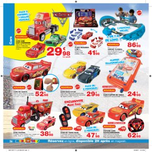 Catalogue Maxi Toys Luxembourg Noël 2017 page 36