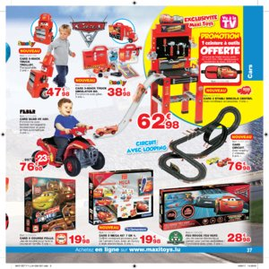 Catalogue Maxi Toys Luxembourg Noël 2017 page 37