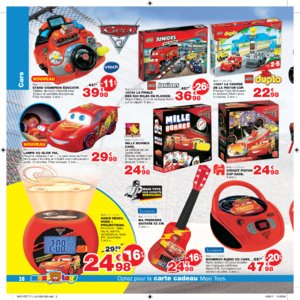 Catalogue Maxi Toys Luxembourg Noël 2017 page 38