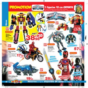 Catalogue Maxi Toys Luxembourg Noël 2017 page 40