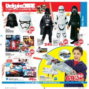 Catalogue Maxi Toys Luxembourg Noël 2017 page 47