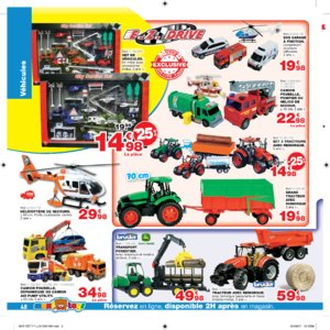 Catalogue Maxi Toys Luxembourg Noël 2017 page 48