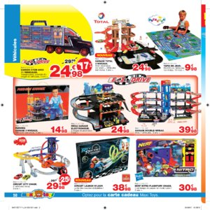 Catalogue Maxi Toys Luxembourg Noël 2017 page 50