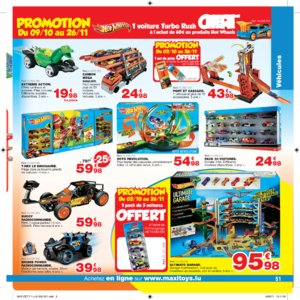 Catalogue Maxi Toys Luxembourg Noël 2017 page 51