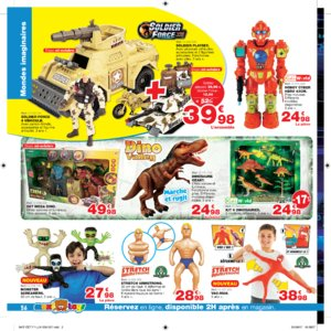 Catalogue Maxi Toys Luxembourg Noël 2017 page 56