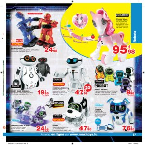 Catalogue Maxi Toys Luxembourg Noël 2017 page 57