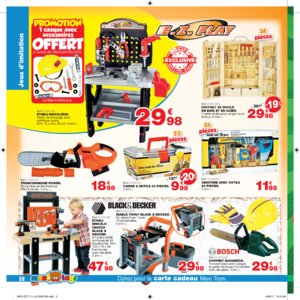 Catalogue Maxi Toys Luxembourg Noël 2017 page 58