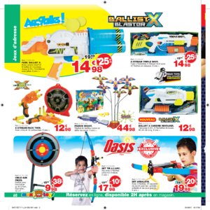 Catalogue Maxi Toys Luxembourg Noël 2017 page 60