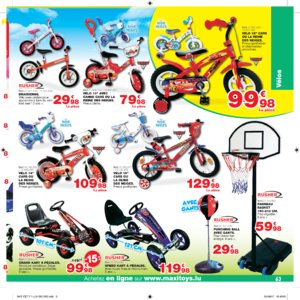 Catalogue Maxi Toys Luxembourg Noël 2017 page 63