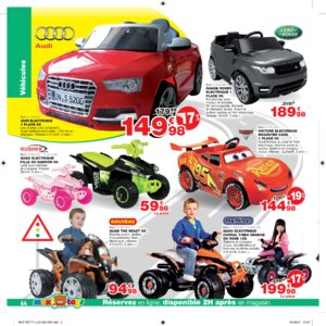 Catalogue Maxi Toys Luxembourg Noël 2017 page 64