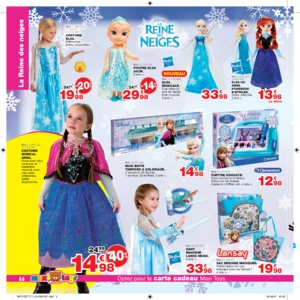 Catalogue Maxi Toys Luxembourg Noël 2017 page 66