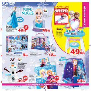Catalogue Maxi Toys Luxembourg Noël 2017 page 67