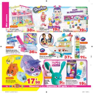 Catalogue Maxi Toys Luxembourg Noël 2017 page 76
