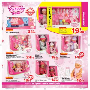 Catalogue Maxi Toys Luxembourg Noël 2017 page 81