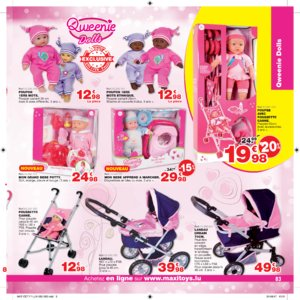Catalogue Maxi Toys Luxembourg Noël 2017 page 83