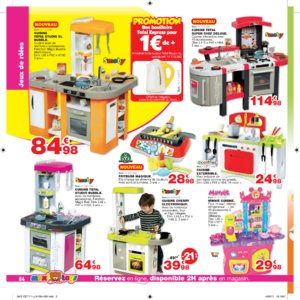 Catalogue Maxi Toys Luxembourg Noël 2017 page 84