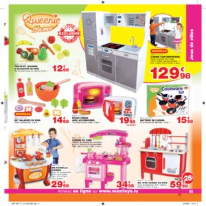 Catalogue Maxi Toys Luxembourg Noël 2017 page 85