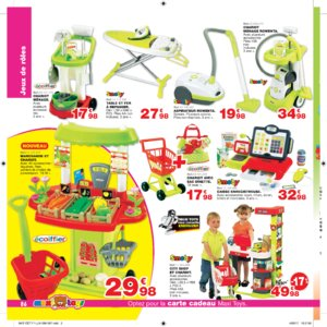 Catalogue Maxi Toys Luxembourg Noël 2017 page 86