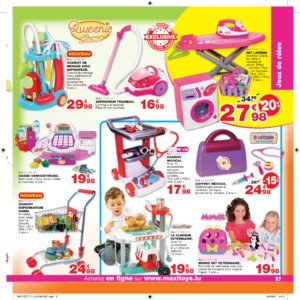 Catalogue Maxi Toys Luxembourg Noël 2017 page 87