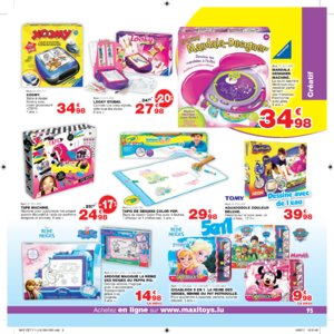 Catalogue Maxi Toys Luxembourg Noël 2017 page 95