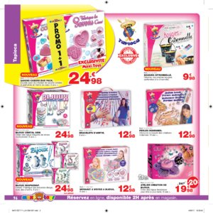 Catalogue Maxi Toys Luxembourg Noël 2017 page 96