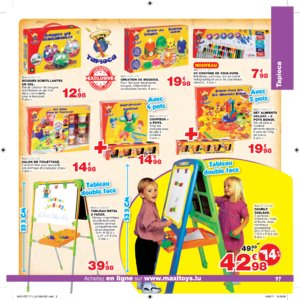 Catalogue Maxi Toys Luxembourg Noël 2017 page 97