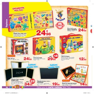 Catalogue Maxi Toys Luxembourg Noël 2017 page 98