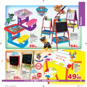 Catalogue Maxi Toys Luxembourg Noël 2017 page 99