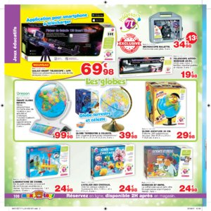 Catalogue Maxi Toys Luxembourg Noël 2017 page 100