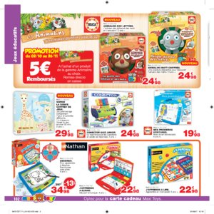 Catalogue Maxi Toys Luxembourg Noël 2017 page 102