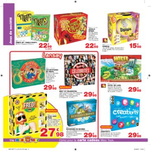 Catalogue Maxi Toys Luxembourg Noël 2017 page 114