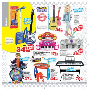 Catalogue Maxi Toys Luxembourg Noël 2017 page 118