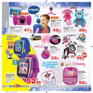 Catalogue Maxi Toys Luxembourg Noël 2017 page 124